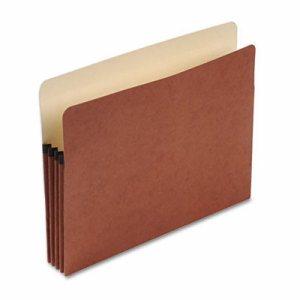 3 1/2 Inch Expansion File Pocket, Letter Size