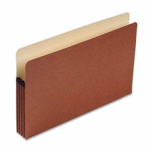 3 1/2 Inch Expansion File Pocket, Legal Size
