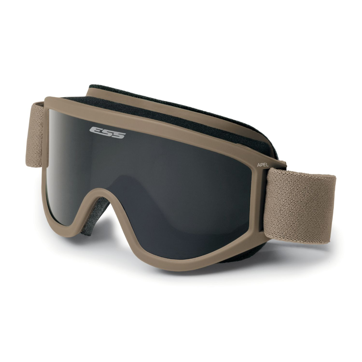 ESS Land Ops Tan 499 Retail APEL Goggle