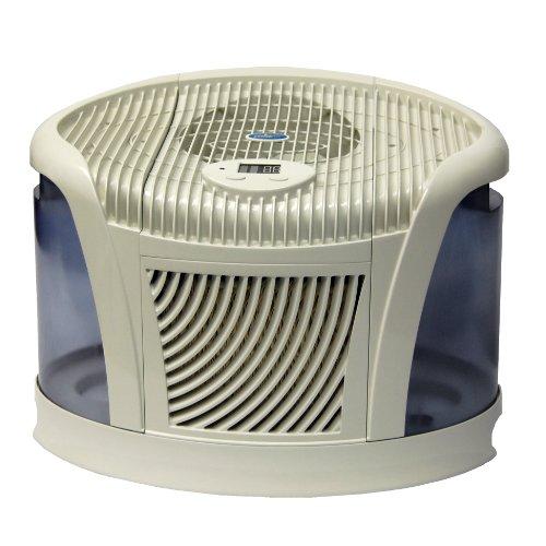 Aircare 3-Gal Mini-Console Humidifier, White