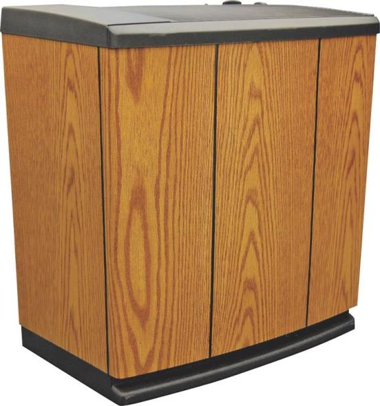 Essick Air H12 300HB Console Humidifier, 12 gal/day, 5 gal Tank, 2500 sq-ft