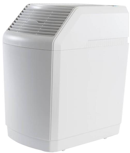 Space Saver 2,700 Sq. Ft. Medium Home Evaporative Humidifier, White