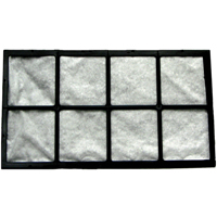 Aircare 1051 Replacement Wick Filter, For Use With 400, 600, H and E Series Tabletop Humidifier