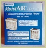 HDC411 REPLACEMENT MOISTAIR FILTER
