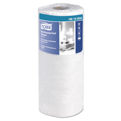 Universal Perforated Towel Roll, 2-Ply, 11 x 9, White, 84/Roll, 30Rolls/Carton