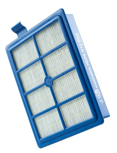 Electrolux EL013W Washable Replacement H13 HEPA Filter for Canister and Upright models 6985,6988,6989,5010.