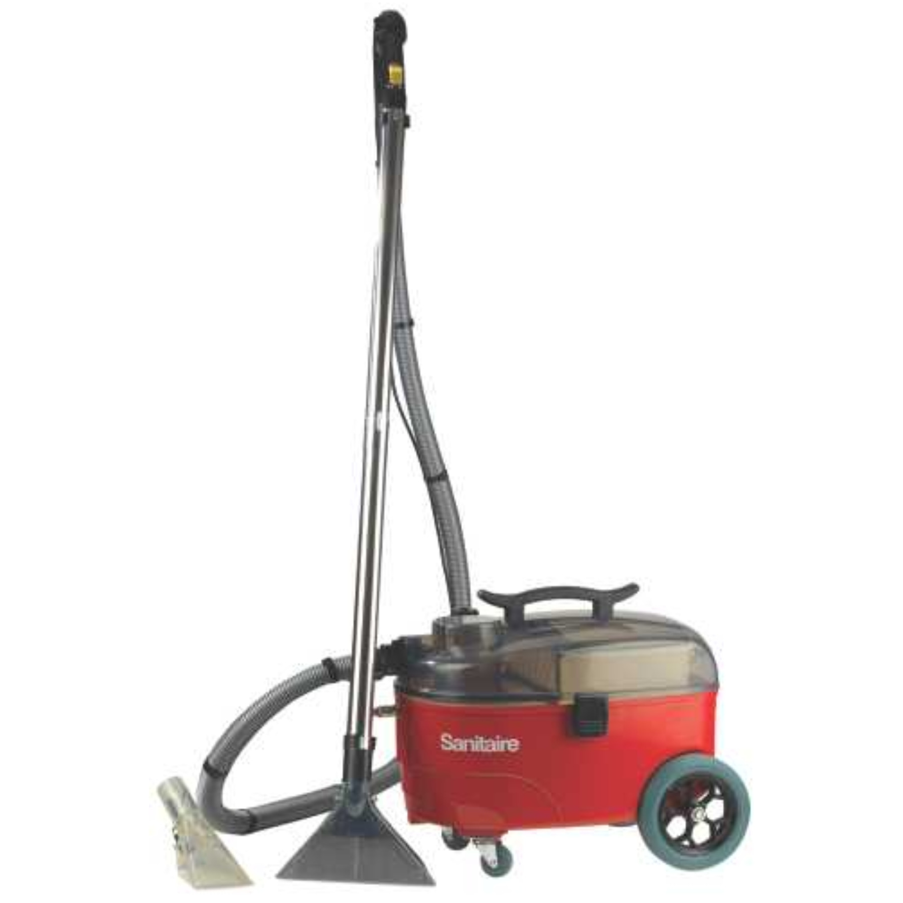 SANITAIRE� CARPET EXTRACTOR, 9 AMPS. COMMERCIAL MOTOR, 1.5 GALLON TANK