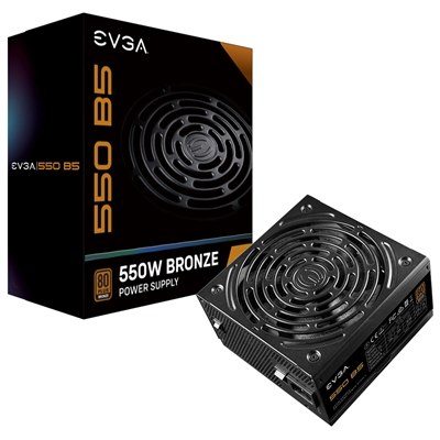EVGA 550 B5 Power Supply