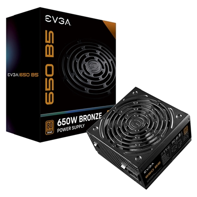 EVGA 650 B5 Power Supply