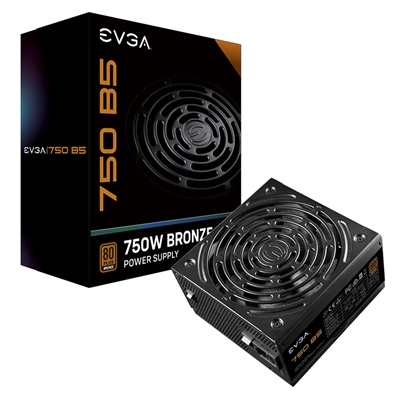 EVGA 750 B5 Power Supply