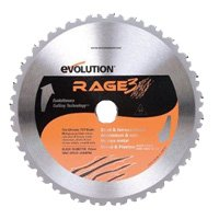 CIRCULAR SAW BLADE MULTI-PURPOSE 10IN