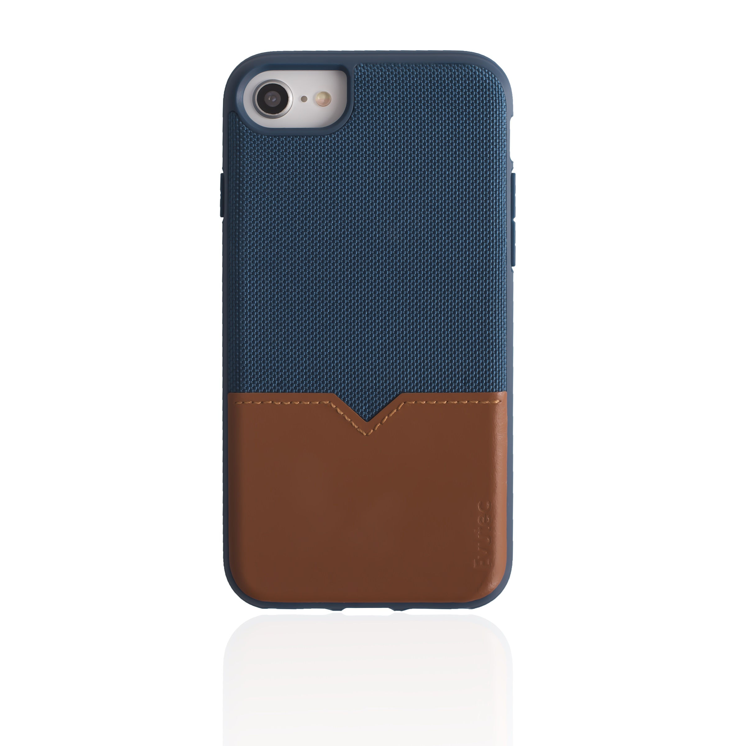 EVUTEC NH680MTD03 BLUE IPHONE CASE FOR 6 6S 7 7S & 8 WITH