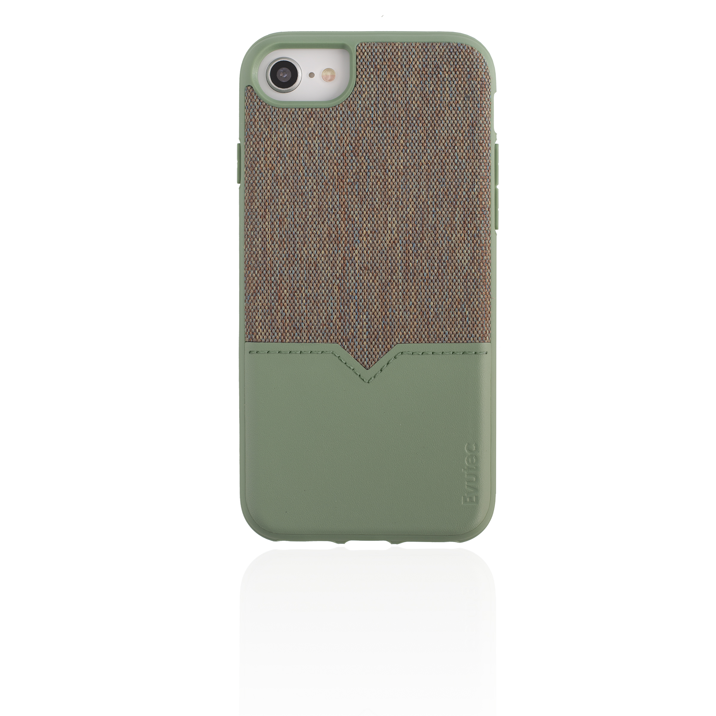 EVUTEC NH68PMTD10 SAGE IPHONE CASE FOR 6 6S 7 7S & 8 PLUS