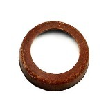 403-0300-02 LEATHER WELL CUP