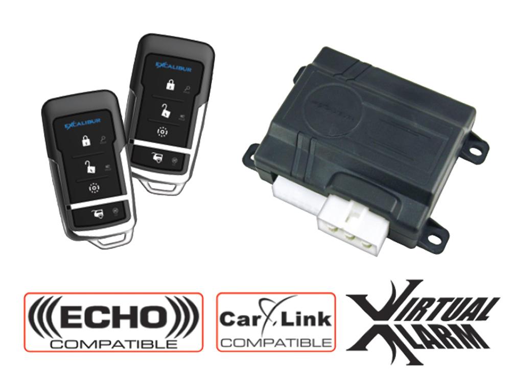 Excalibur Keyless Entry & Remote Start