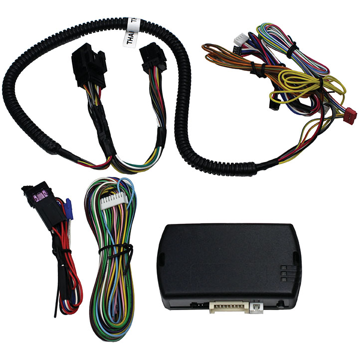 Omega Fortin Preloaded module & T-Harness combo for Chrysler Dodge Jeep and Volkswagen 2008+ Tip-S