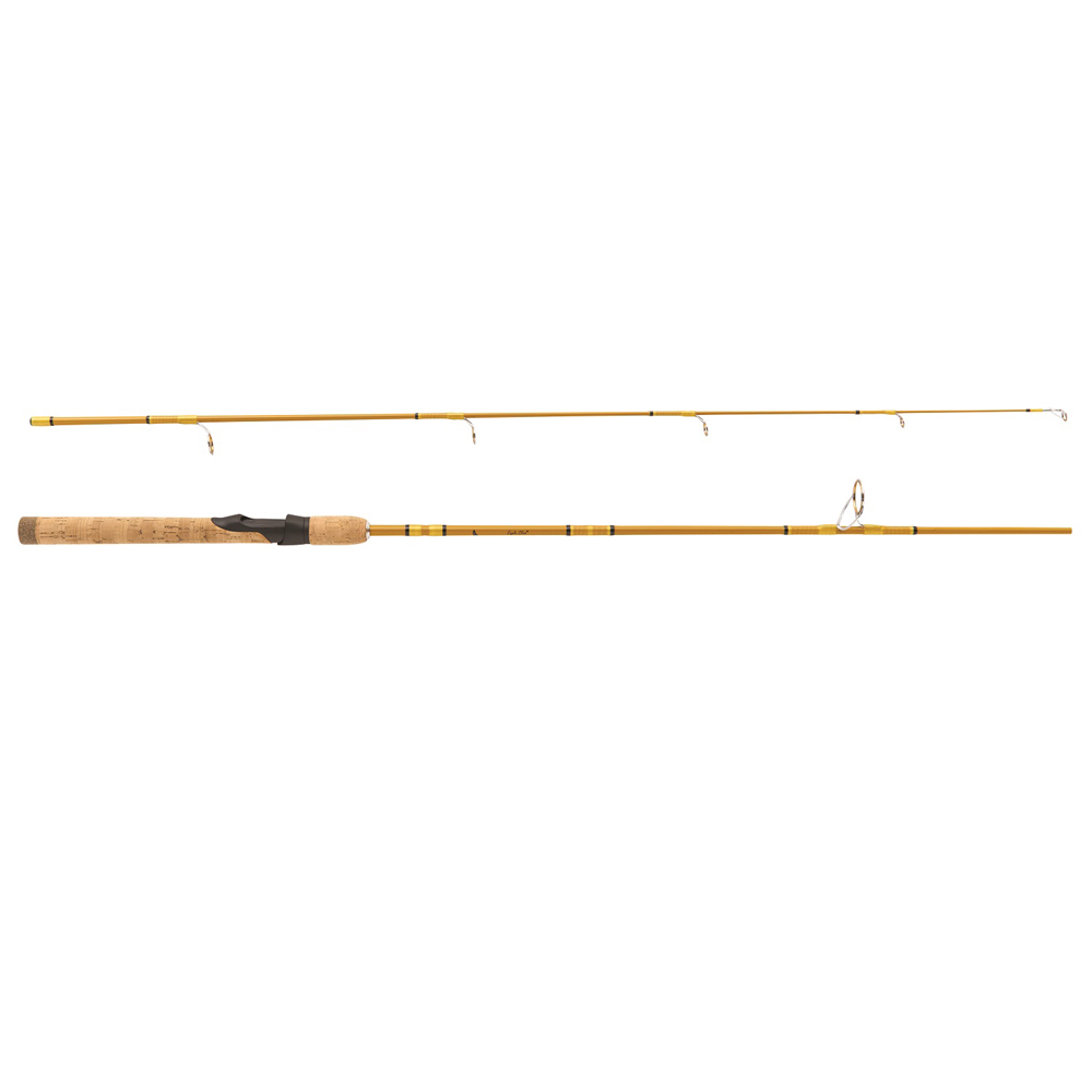 Eagle Claw Crafted Glass Spinning Rod 6' 2 Piece Medium