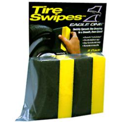 TIRE SWIPES 2 PAK