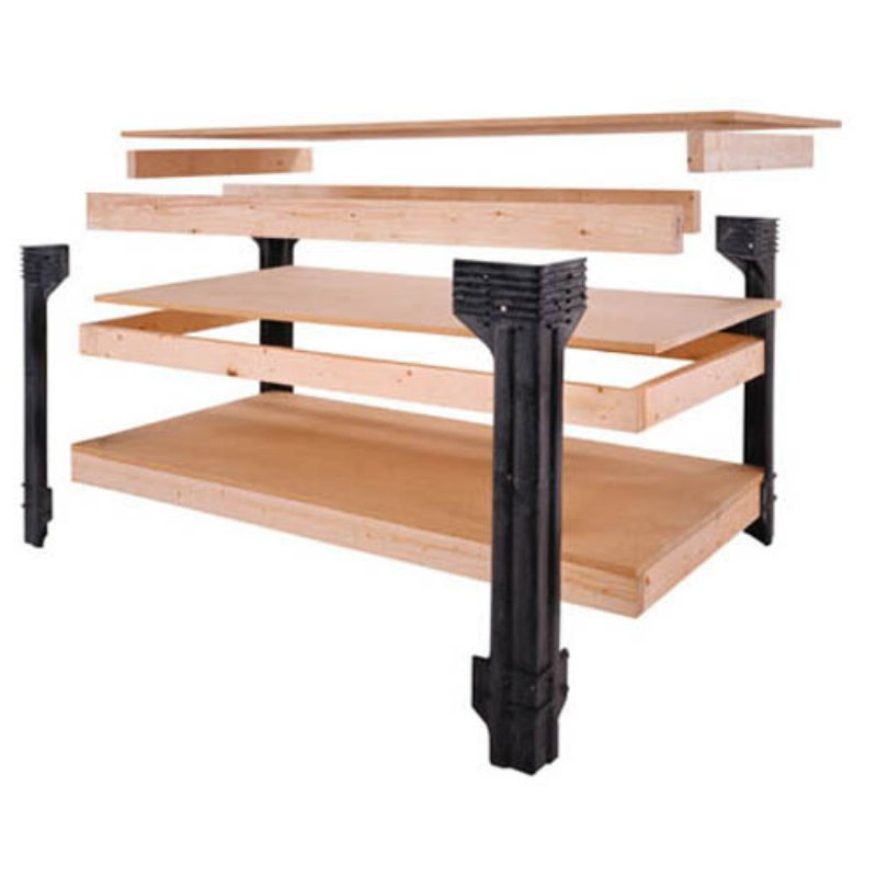 Workbench, Black