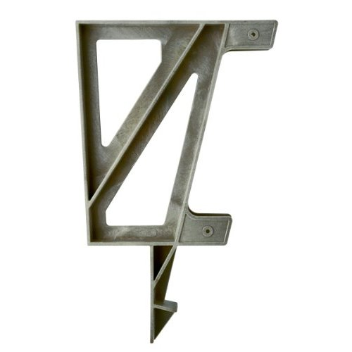 Bench Bracket, Sand, 2-Pack