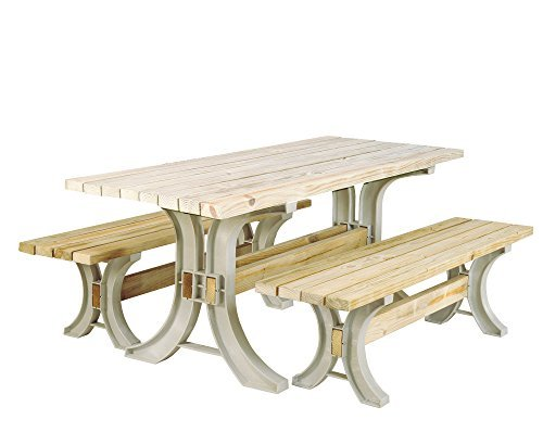 Picnic Table Kit, Sand