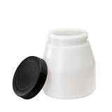 One Quart Plastic Paint Container with Lid
