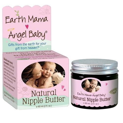 Earth Mama Angel Baby Natural Nipple Butter (1x2 OZ)