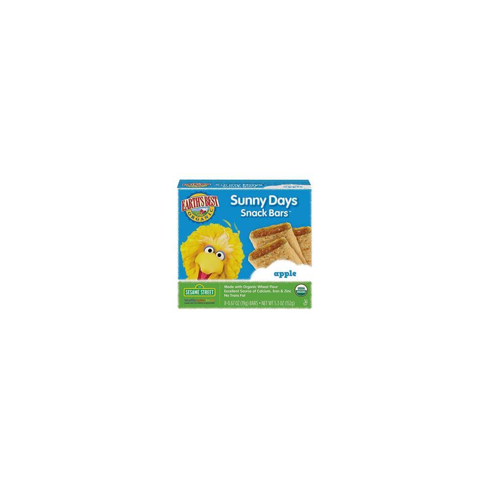 Earth's Best - Organic Sunny Days Apple Snack Bar ( 6 - 5.3 OZ)