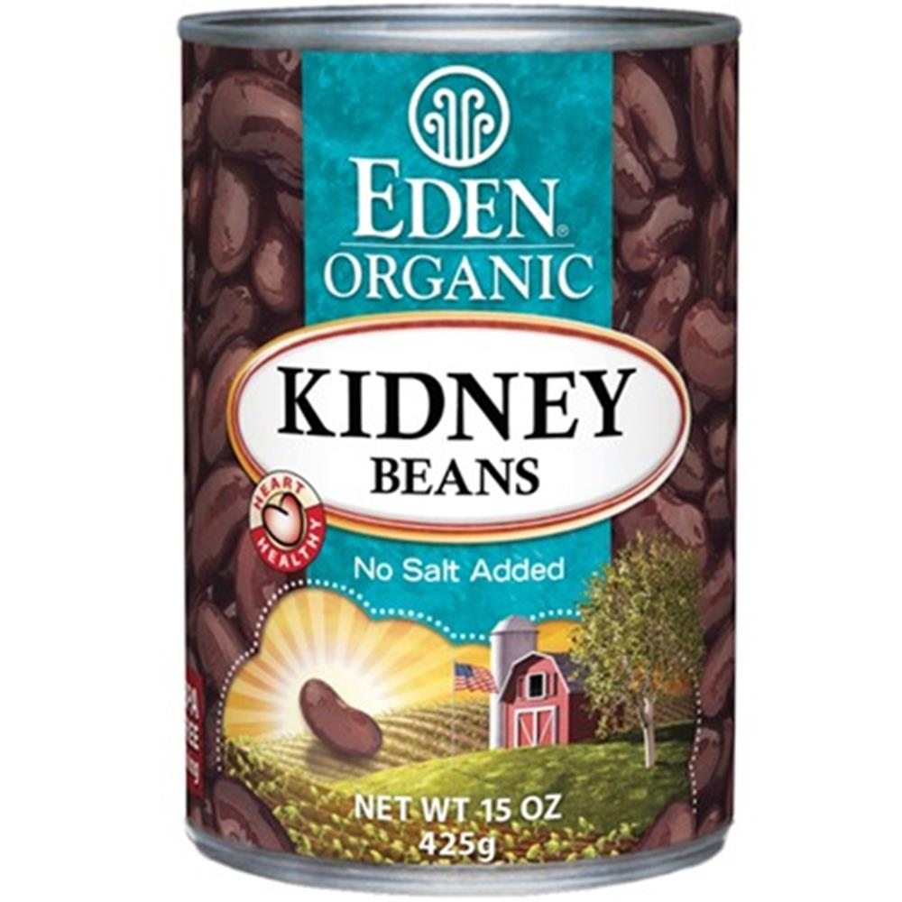 Eden Foods - Kidney Beans ( 12 - 15 OZ)