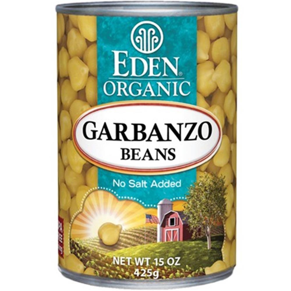 Eden Foods - Garbanzo Beans ( 12 - 15 OZ)