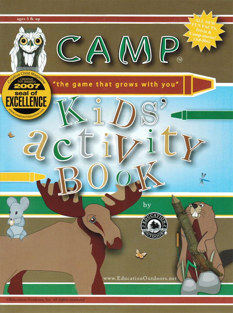 CAMP Activity Book