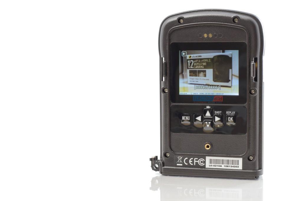 AcornTrail Night Vision Hunting Trail Motion Initiated Spy Camera