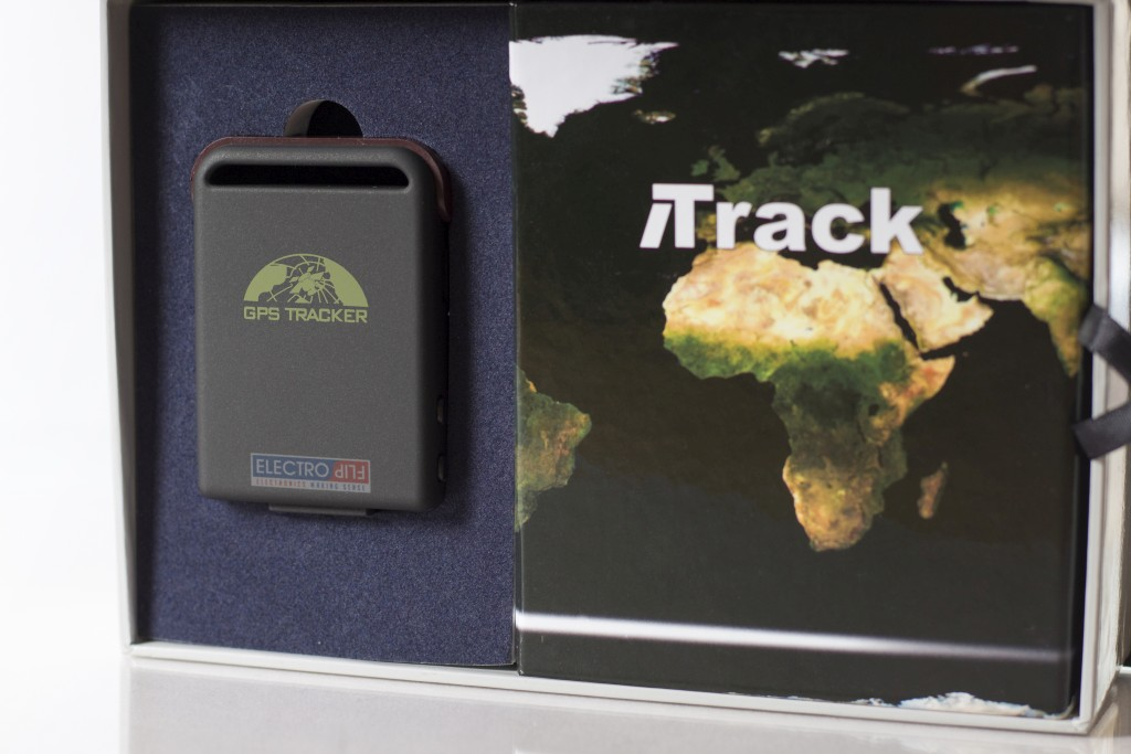Real Time GPS Tracking Device For Skiing Ski Patrol Surveillance