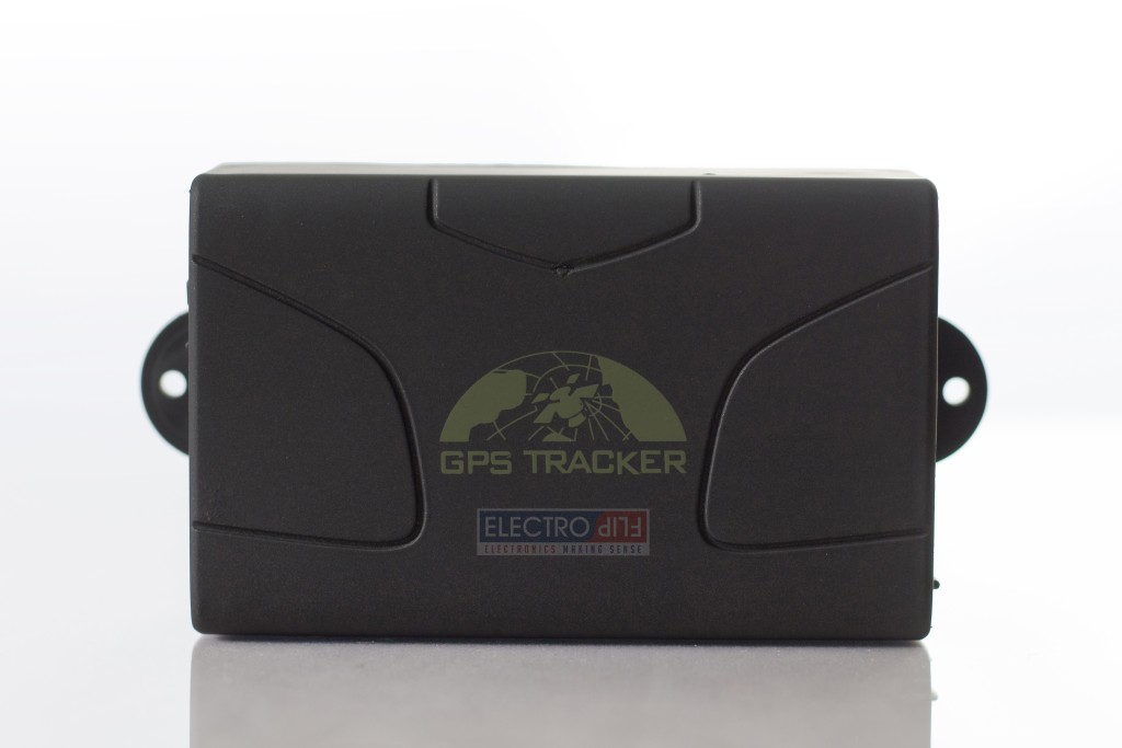 Advanced GPS Tracker w/ 60-Day Standby Batt for Long Distance Tracking