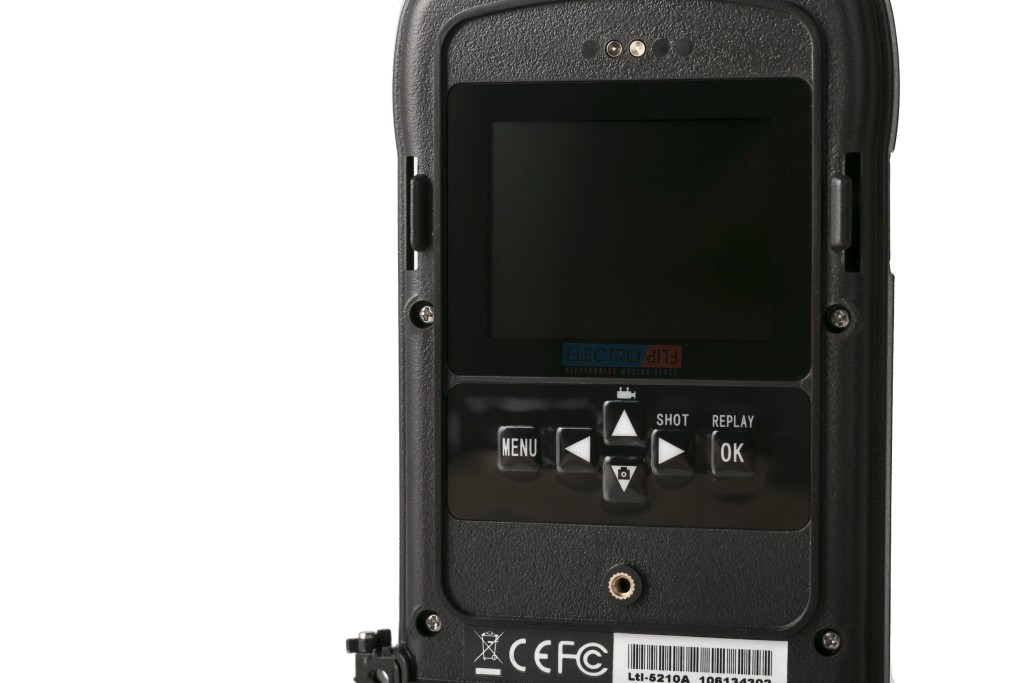 16Bit Integrated Display for Preview - Hunting Game Camera