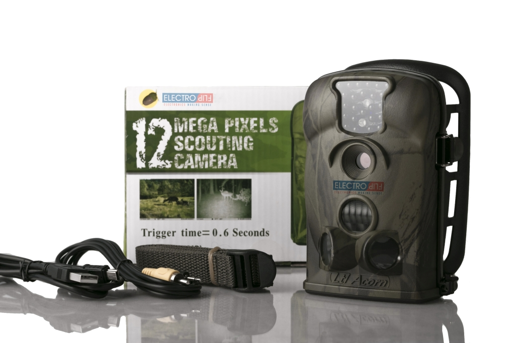 Portable Waterproof Motion Detection Concealable Hunting Trail Infrared Camera