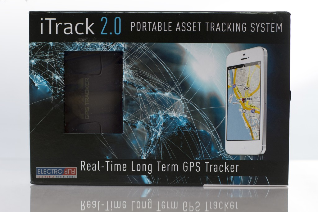 60-Day Battery Portable GPS Tracking Device for Extensive Road Trip