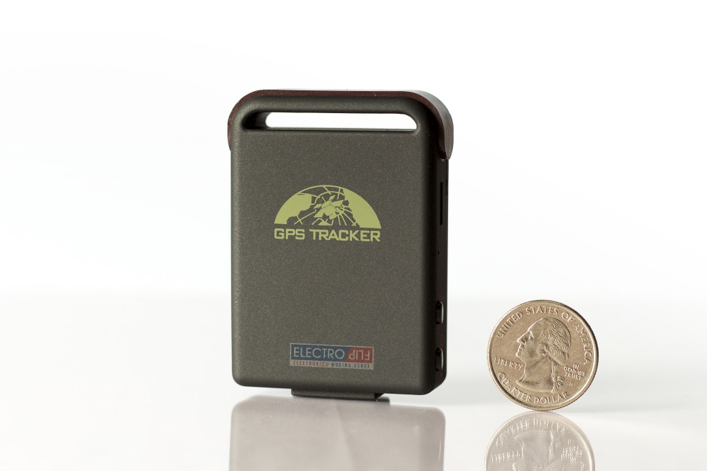 GPS Tracking Device Small Mini Tracker Fits in Suitcase Briefcase