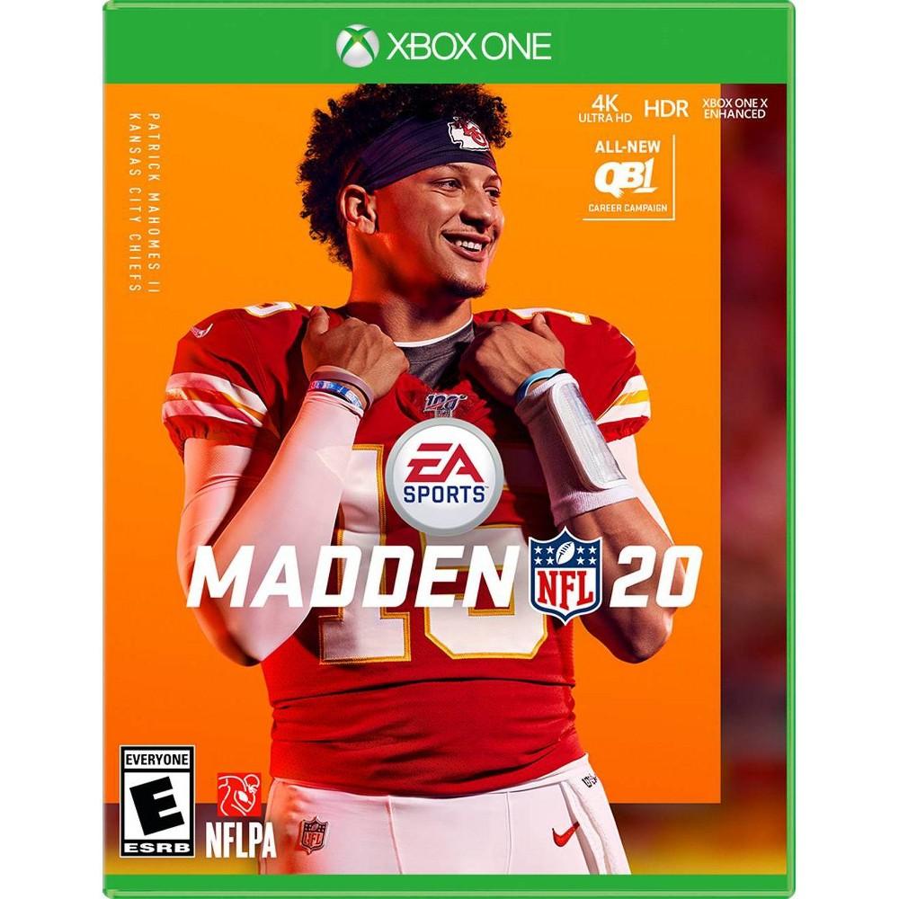 MADDEN NFL 20 XB1