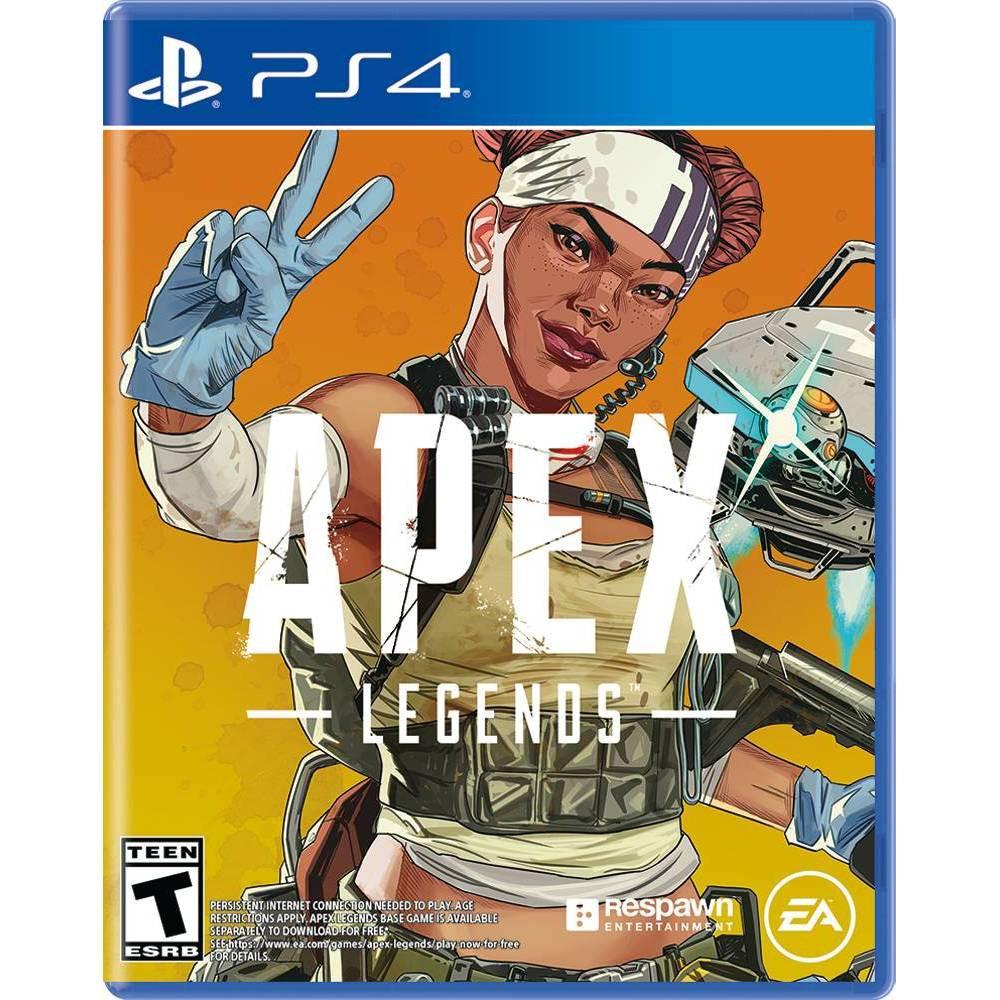 Apex Legends Lifeline ED PS4