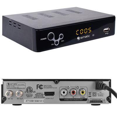 ATSC Digital Converter Box