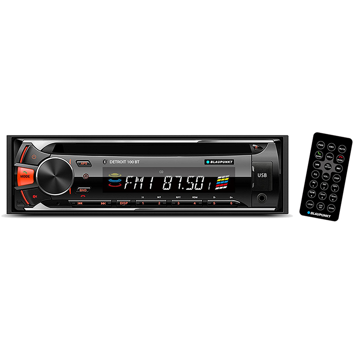 CD MP3 Receiver With Bluetooth