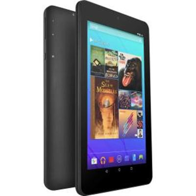 """7"""" Android 7.1 Tablet Bndl Blk"""