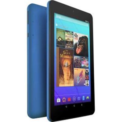 "7"" Android 7.1 Tablet Bndl Blu"