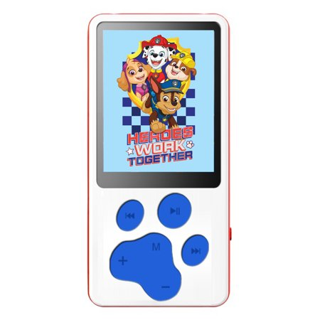 "Paw Patrol 2.4"" MP3 Media Play"