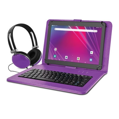 """10.1""""Tablet Keyboard FC Purple"""
