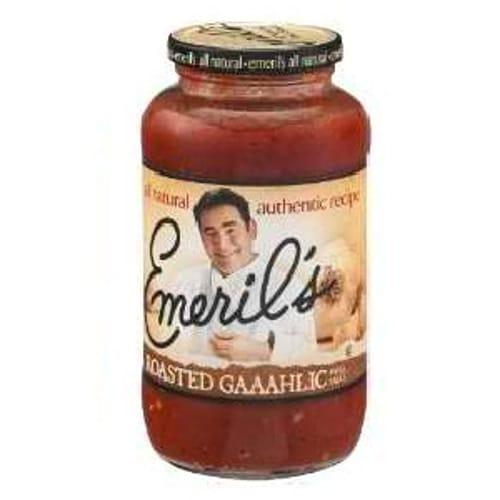 Emerils Roasted Gaaahlic Pasta Sauce (6x25 Oz)