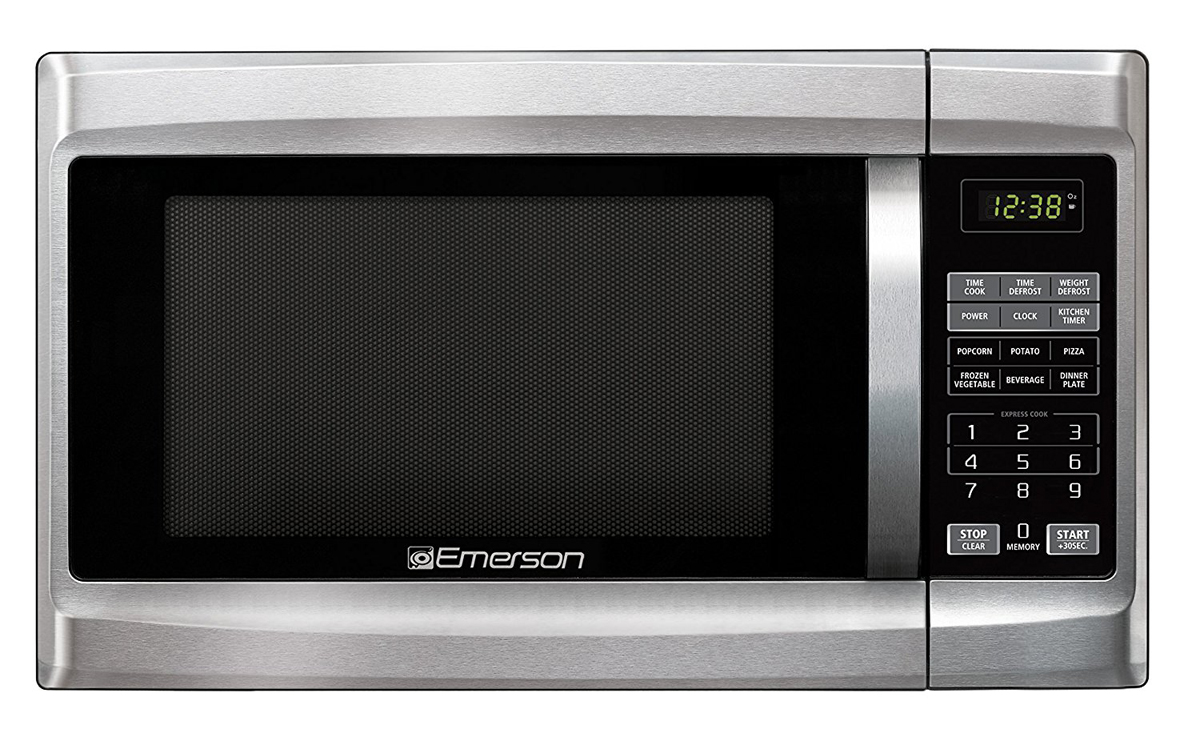 1.3cuft Microwave Oven Stainless Steel