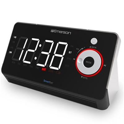 SmartSet PLL Radio Alarm