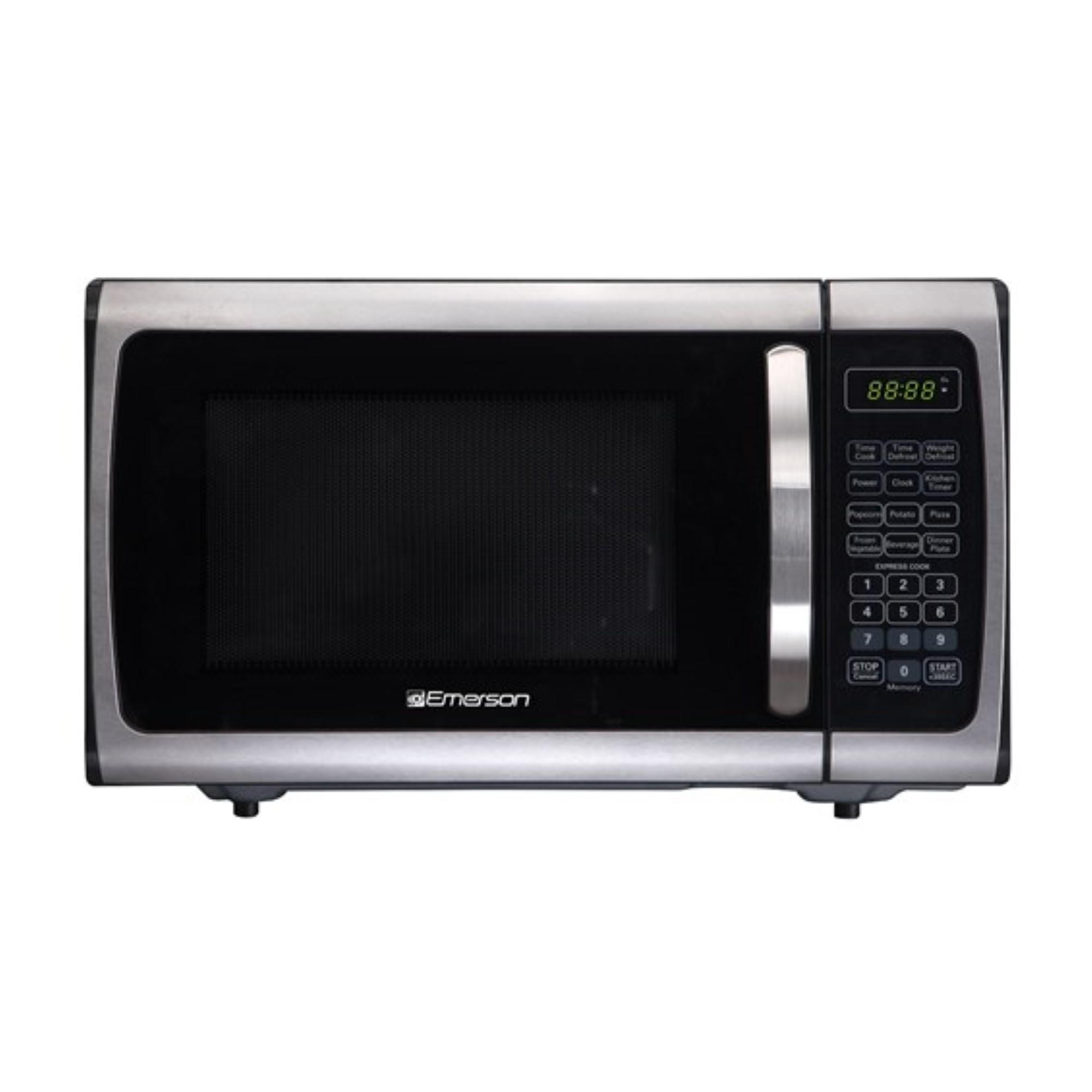 0.9CU FT 900W SS Microwave